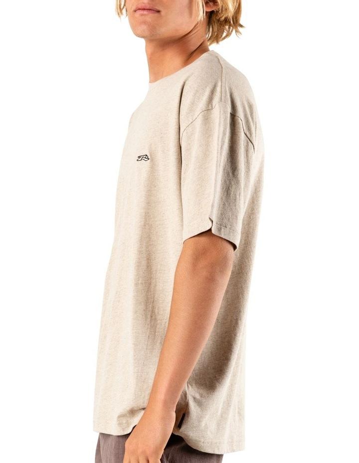 Long Tom Short Sleeve Linen Tee image 3