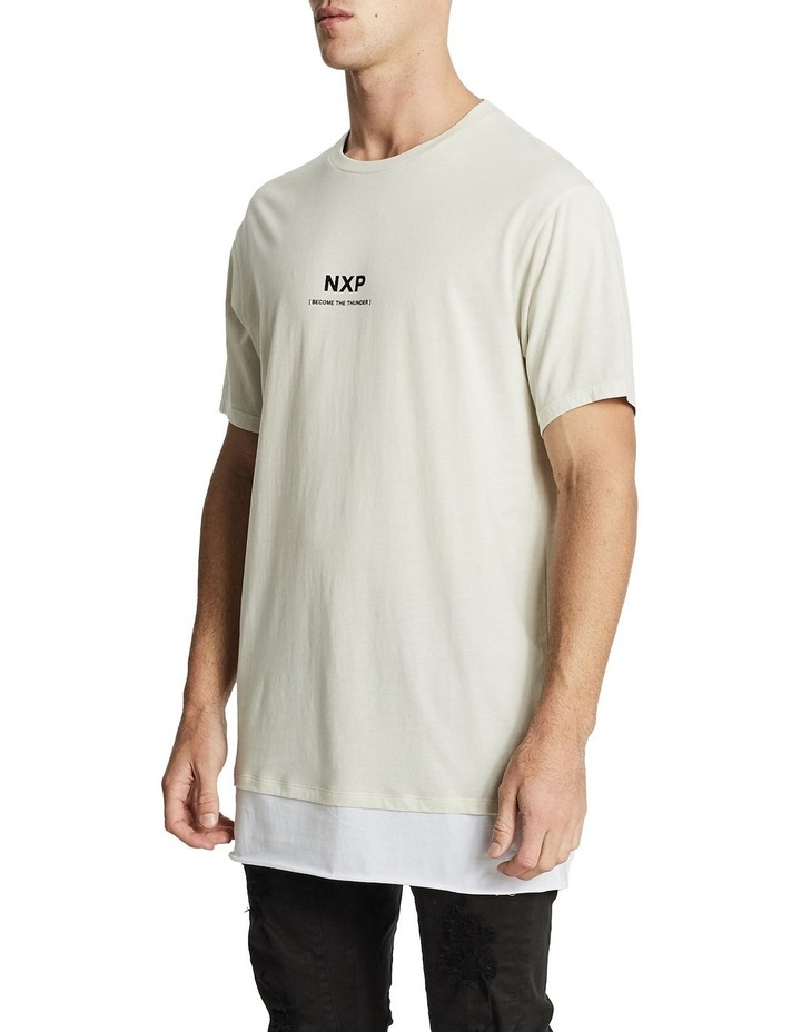 Pure Water Relaxed Layered Tee image 3