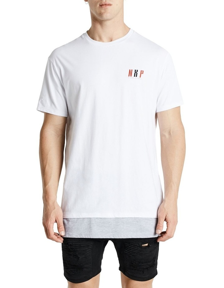 History Relaxed Layered Tee image 1