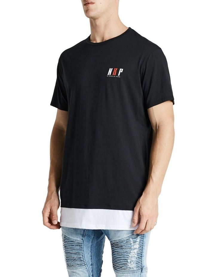History Relaxed Layered Tee image 3