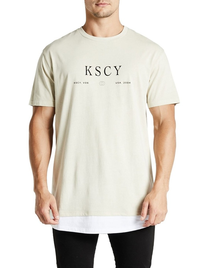 Save Us Relaxed Layered Tee image 1