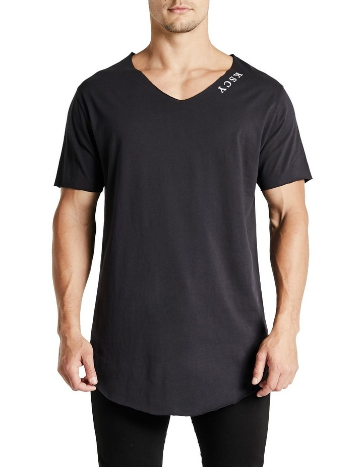Vegas Raw V-Neck Tee image 1