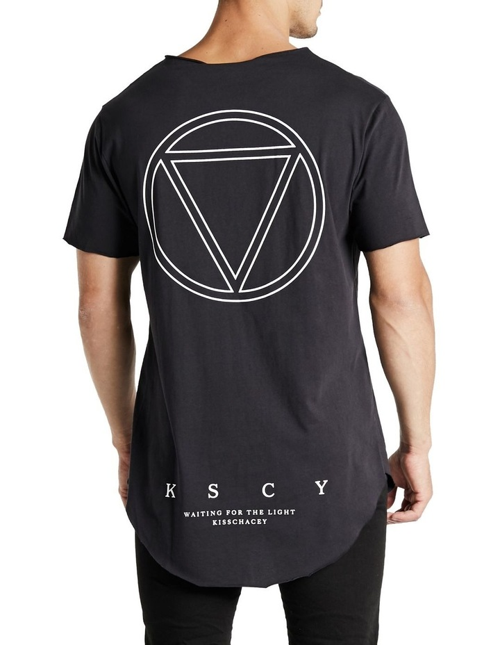 Vegas Raw V-Neck Tee image 2