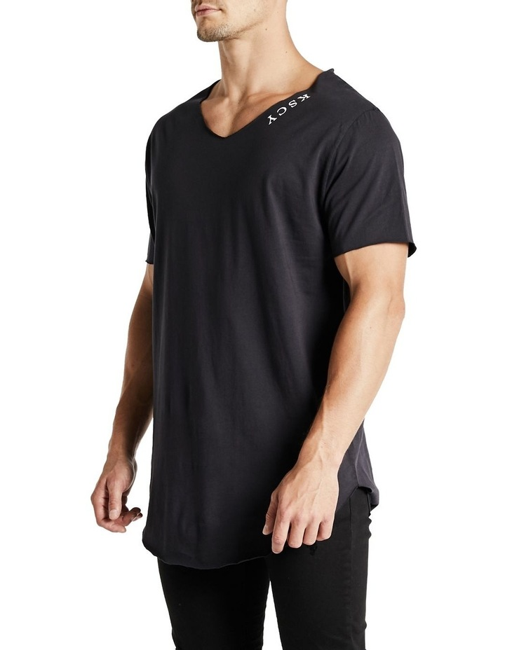 Vegas Raw V-Neck Tee image 3