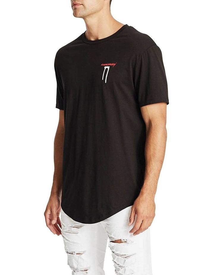 Ombre Dual Curved Tee image 3