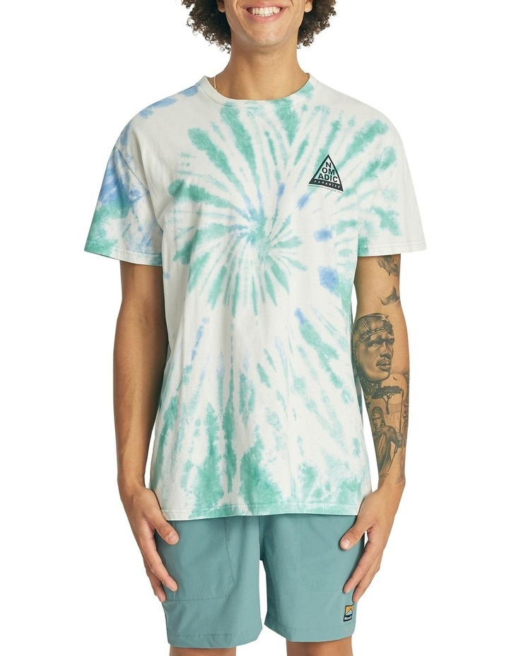 Spiral Relaxed Tee image 1