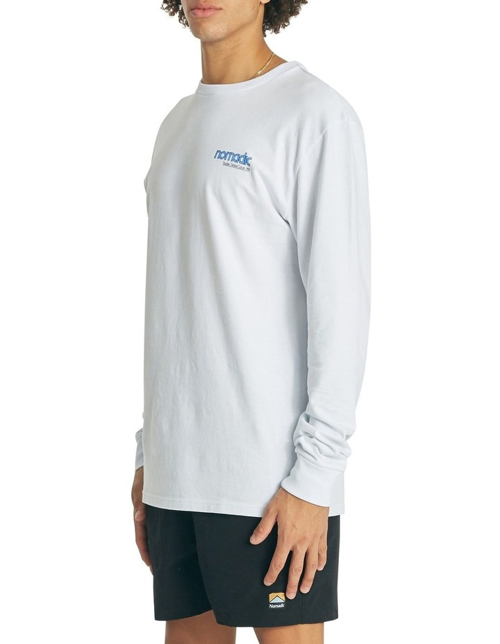 Valleys Relaxed Long Sleeve Tee image 3