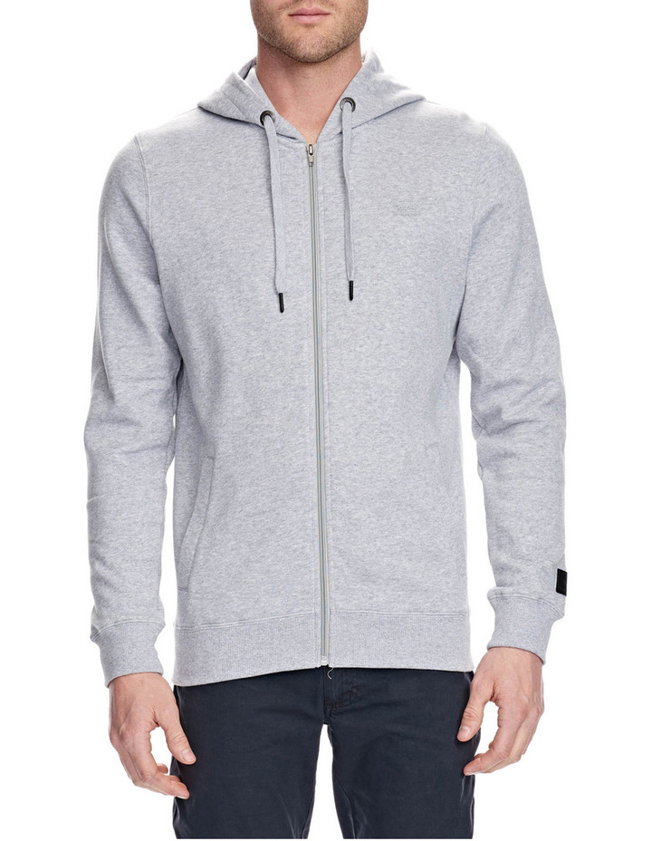Cooper Zip Through Hoody image 1