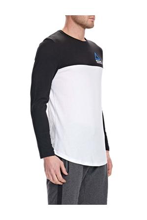 Mossimo - Pacer Long Sleeve Longline Arc Tee