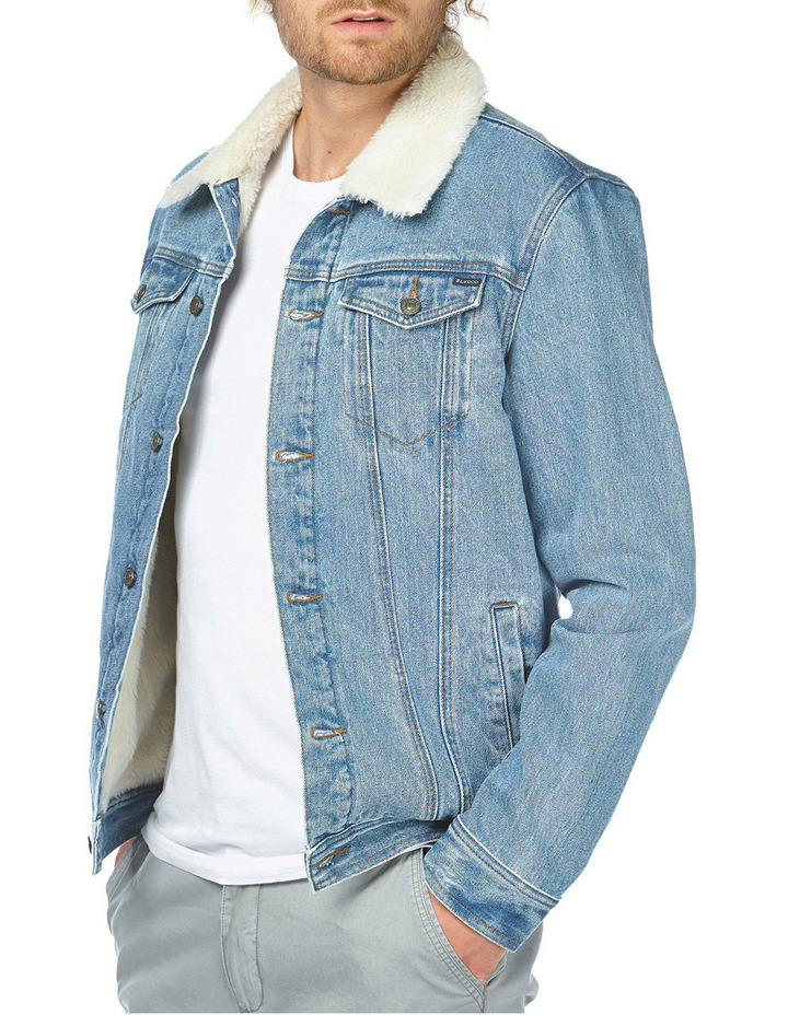 West Coast Denim Jacket image 3