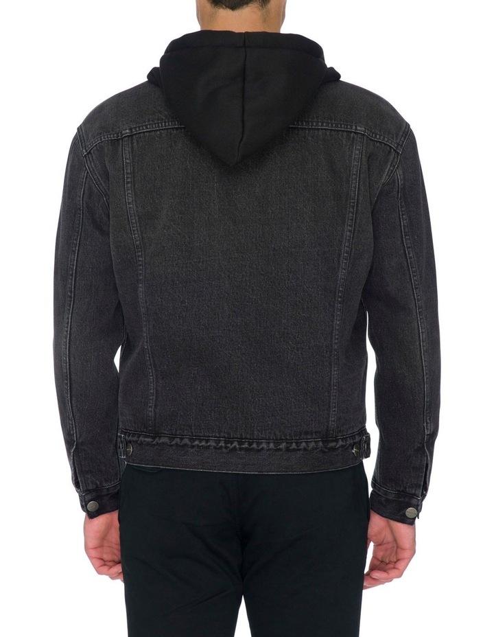 Leo Denim Hooded Jacket image 3