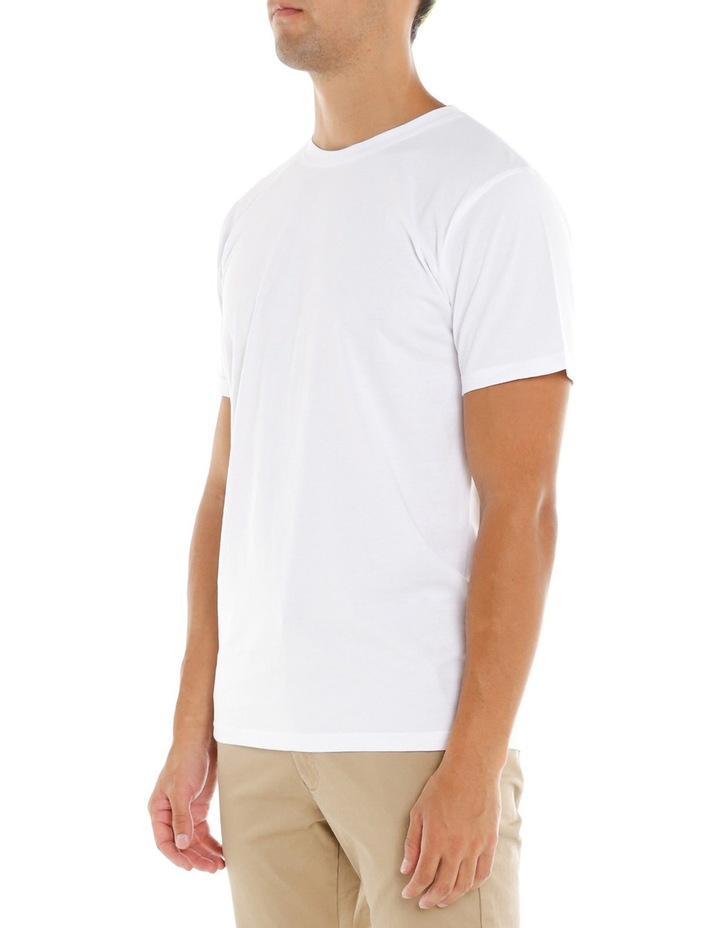 Plain Crew T-Shirt image 3