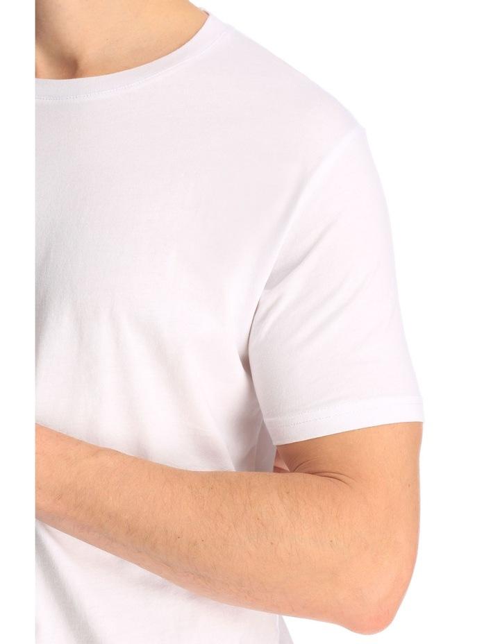 Plain Crew T-Shirt image 4