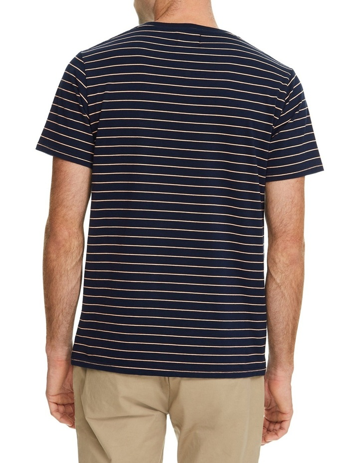 Manual Short Sleeve Stripe Tee image 2