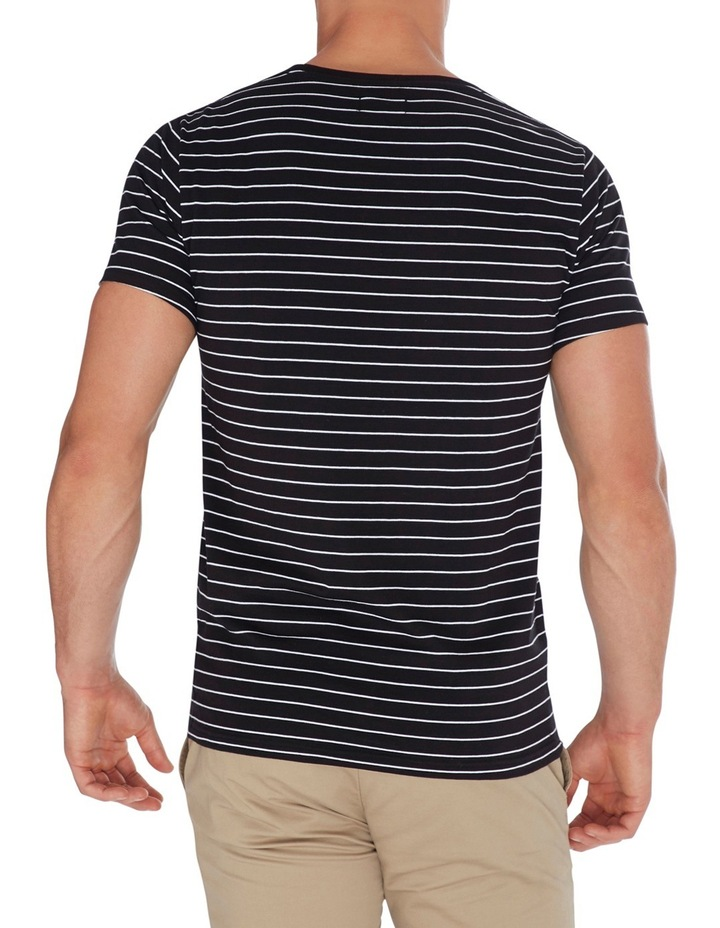 Manual Short Sleeve Stripe Tee image 2