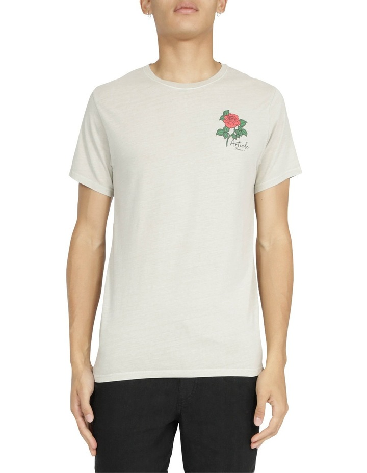 ROSES SS TEE image 2