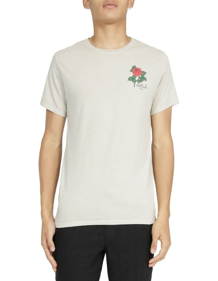 ROSES SS TEE image 1