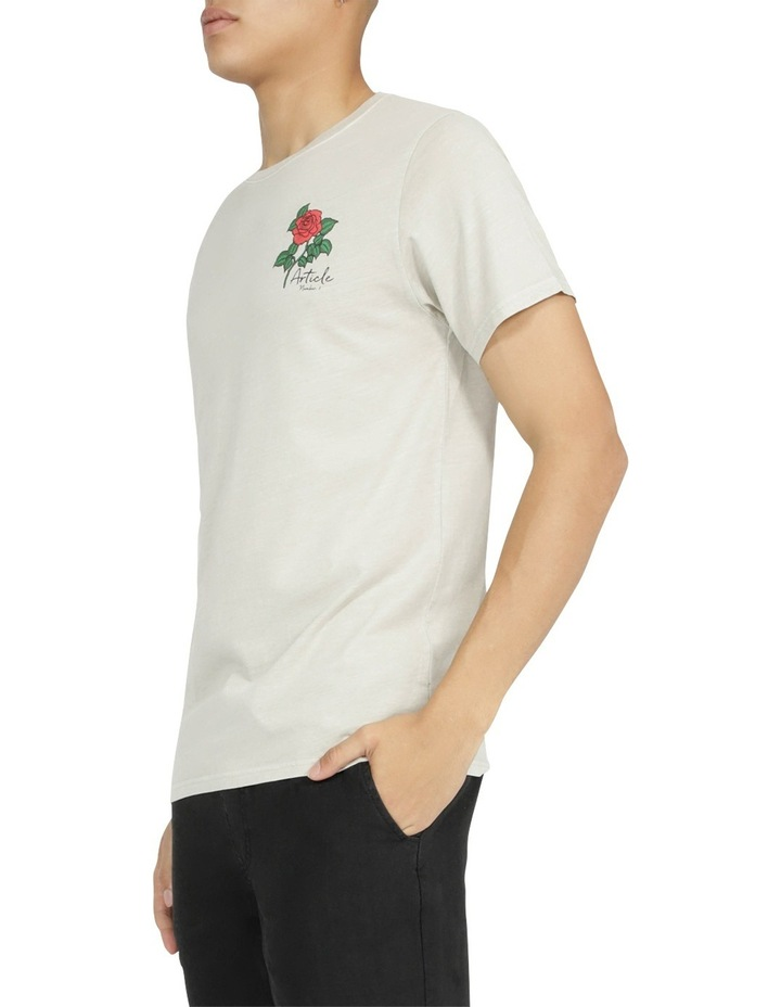 ROSES SS TEE image 6