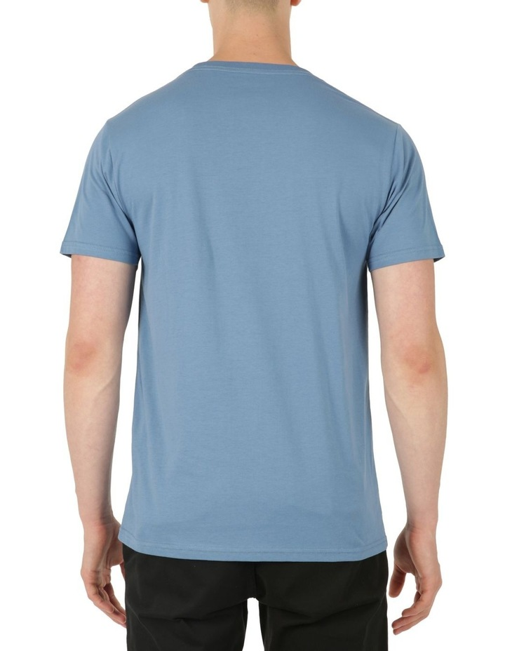 Plain Short Sleeve Crew Tee image 3