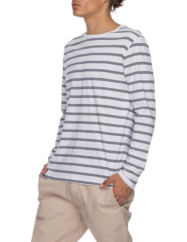 Chase Long Sleeve Stripe Tee image 2
