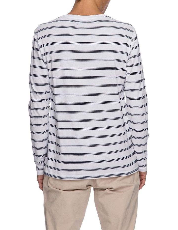 Chase Long Sleeve Stripe Tee image 3