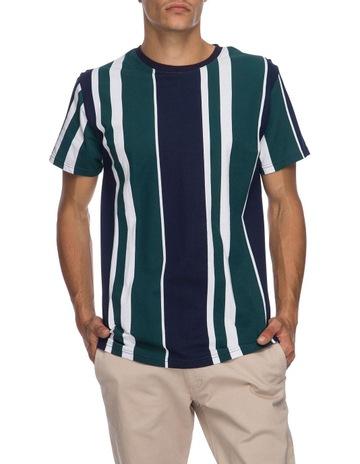 a8c10df6 Article No 1Milton Short Sleeve Stripe Tee
