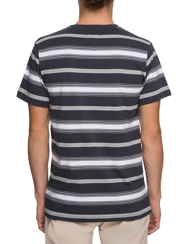 Taj Short Sleeve Striped Tee image 3