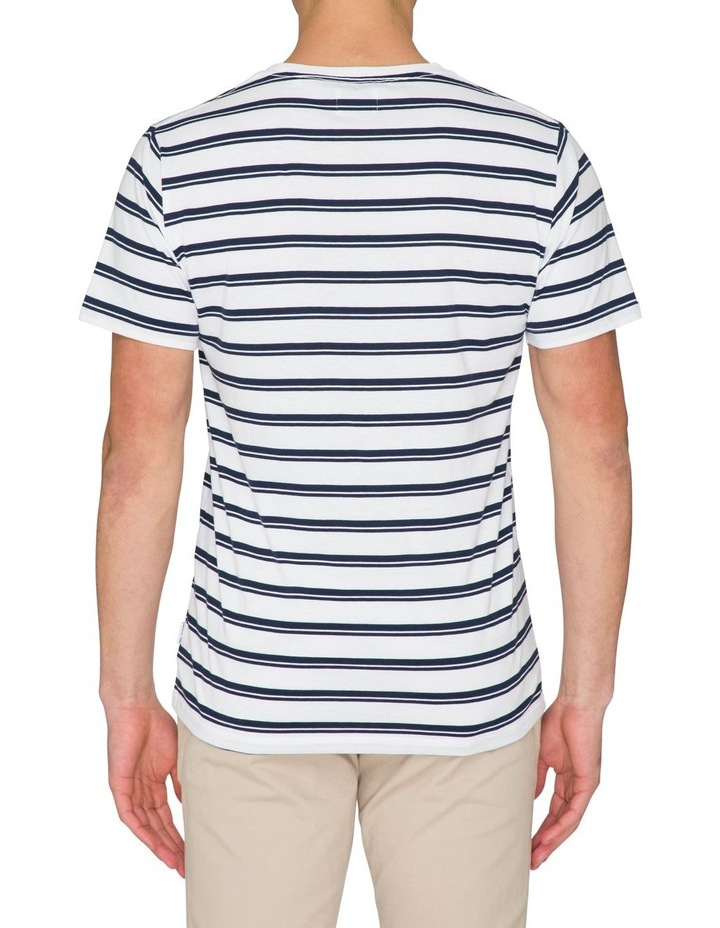 Cayo Stripe Short Sleeve Tee image 3