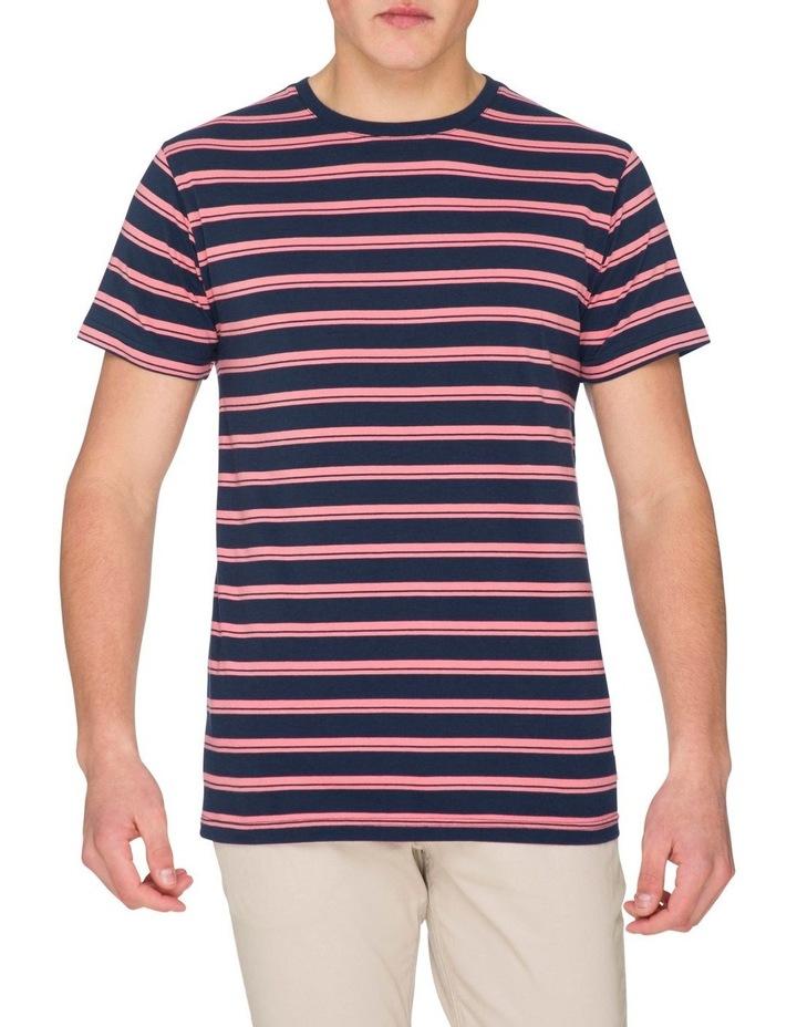 Cayo Stripe Short Sleeve Tee image 4