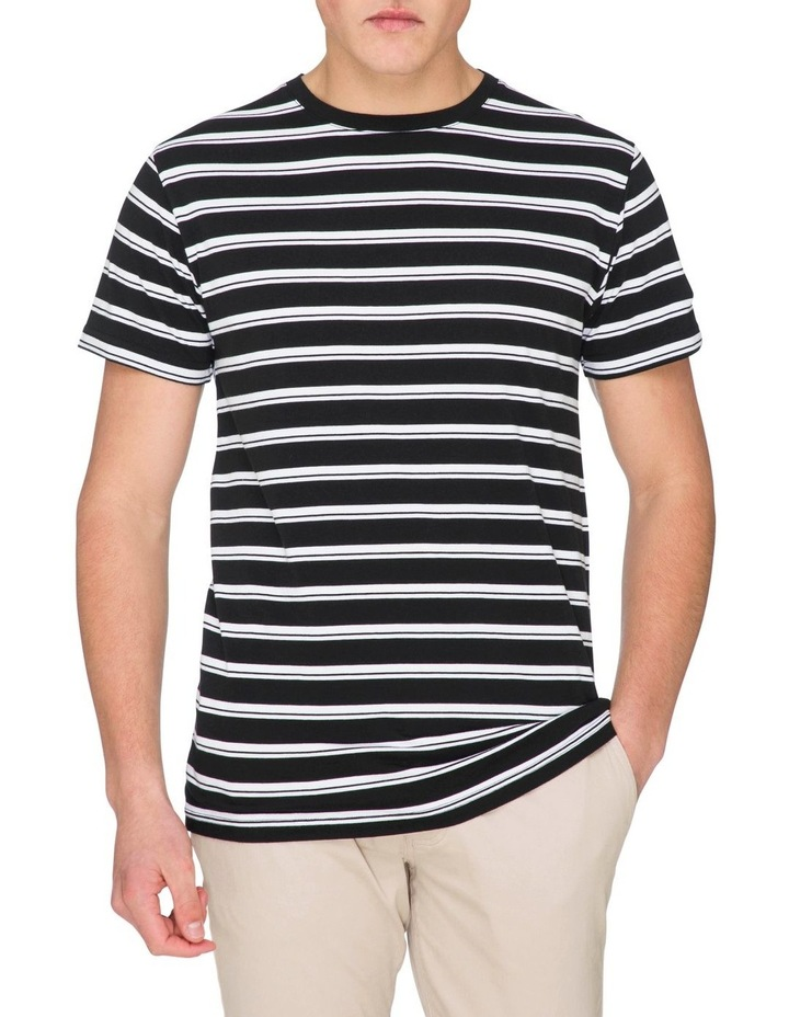 Cayo Stripe Short Sleeve Tee image 4