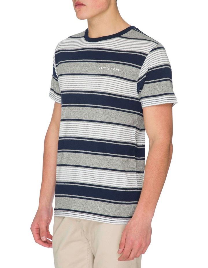 Java Stripe Short Sleeve Tee image 2