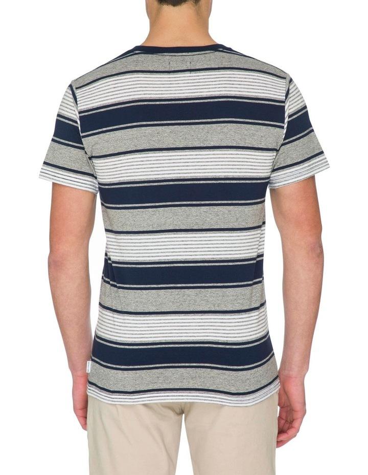 Java Stripe Short Sleeve Tee image 3