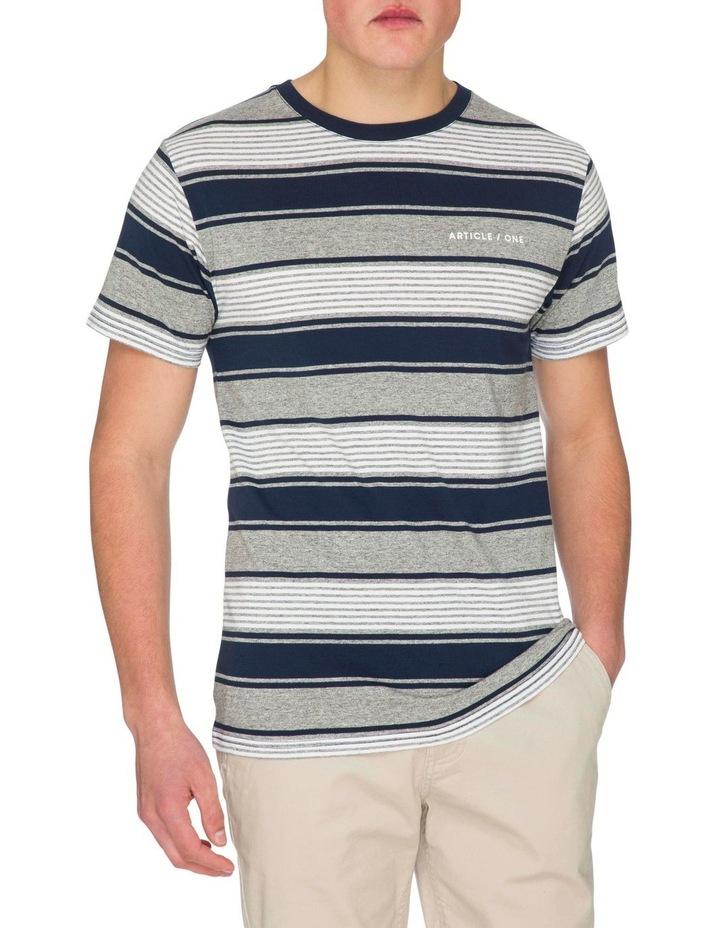 Java Stripe Short Sleeve Tee image 4