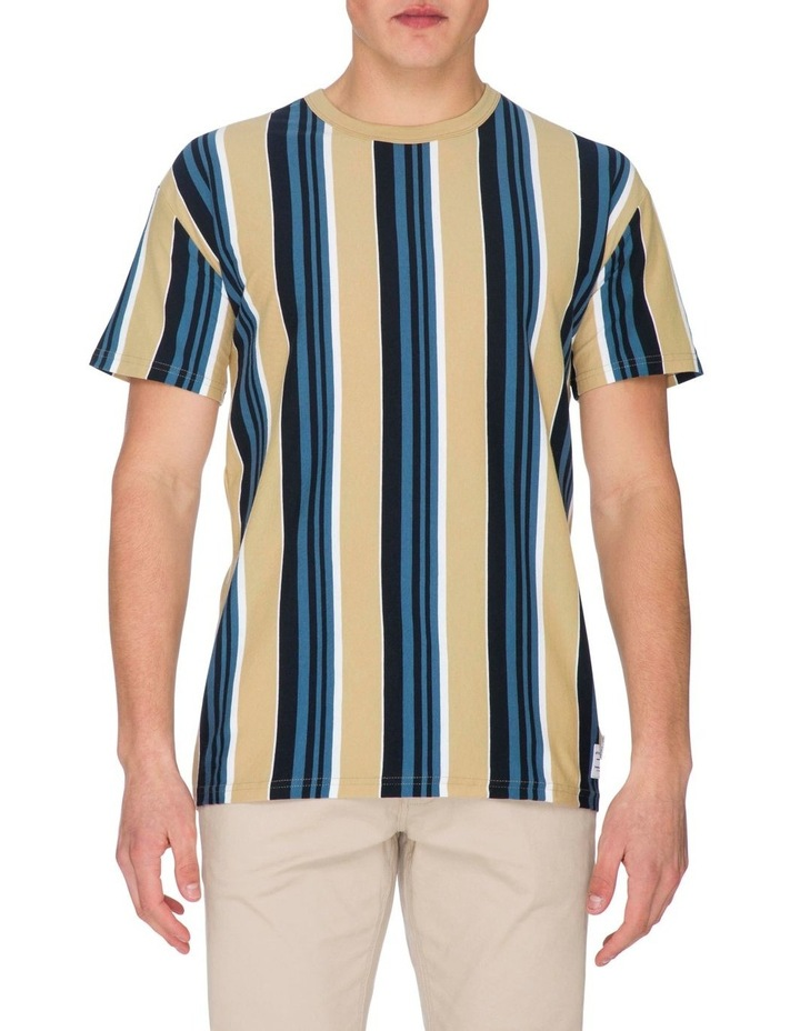 Tulum Stripe Short Sleeve Tee image 1