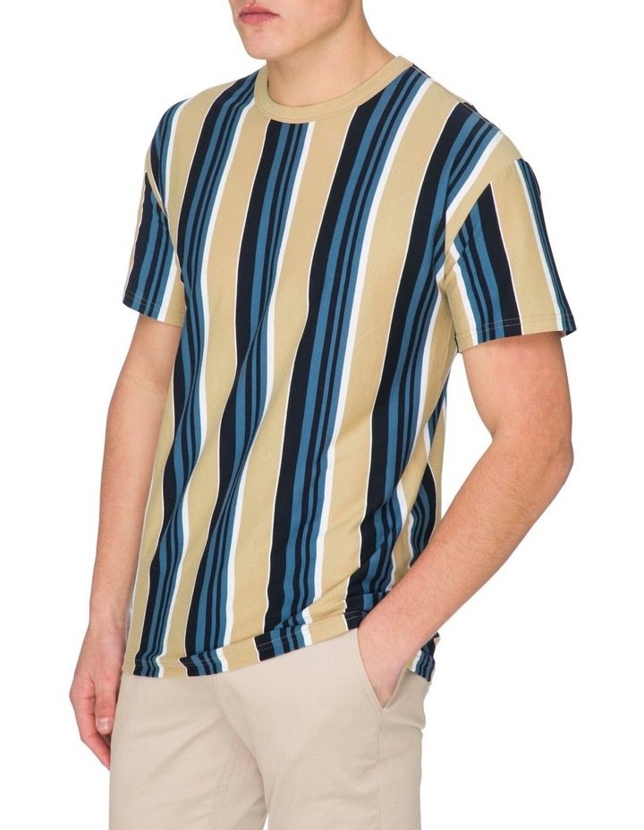 Tulum Stripe Short Sleeve Tee image 2