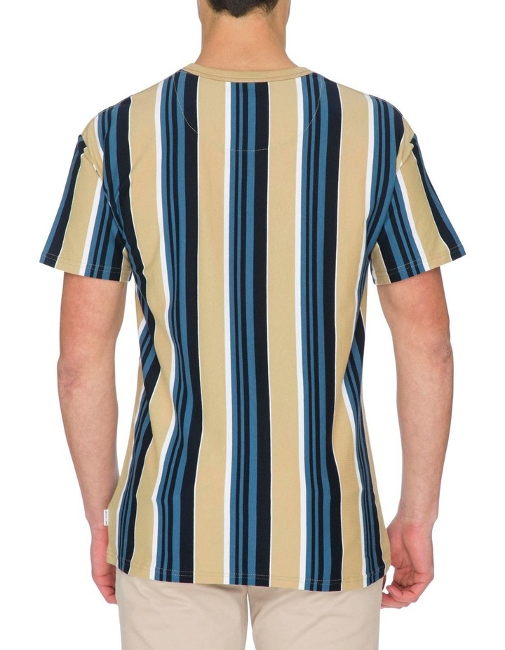 Tulum Stripe Short Sleeve Tee image 3