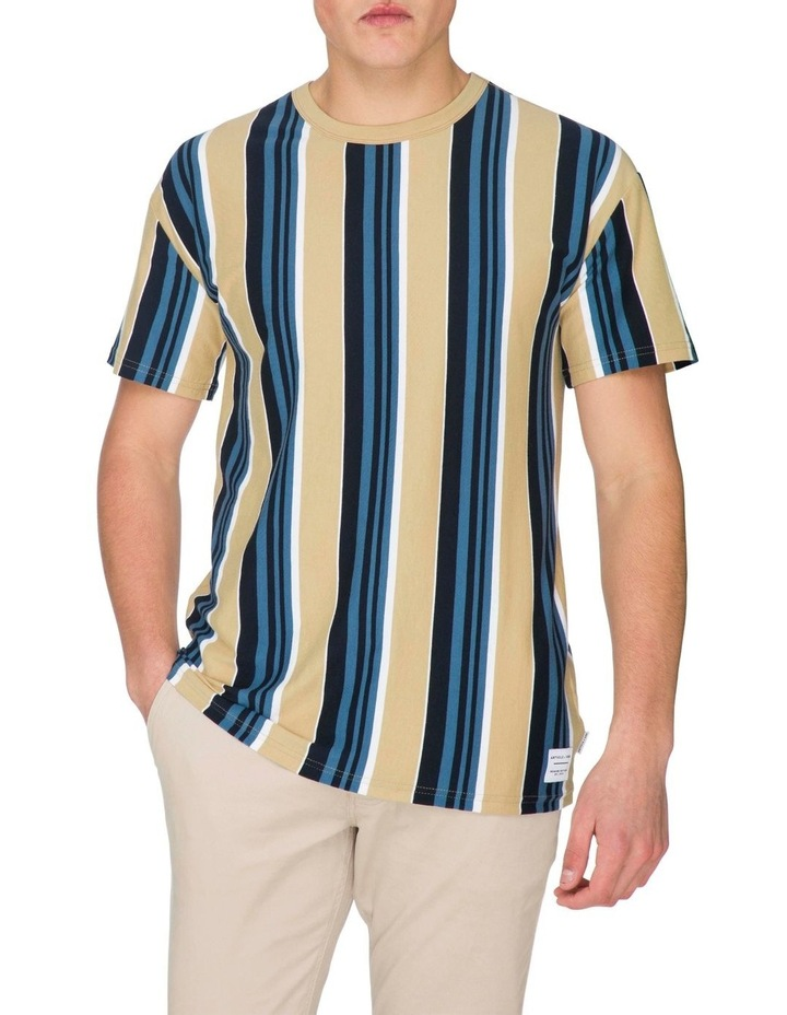 Tulum Stripe Short Sleeve Tee image 4