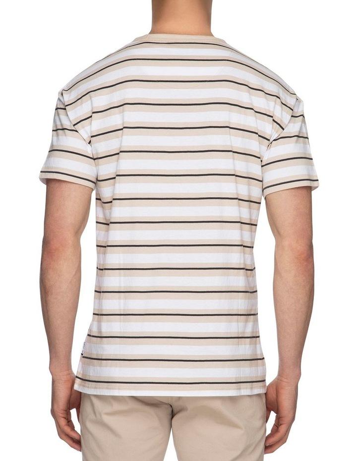 Wanda Stripe Short Sleeve Tee image 3