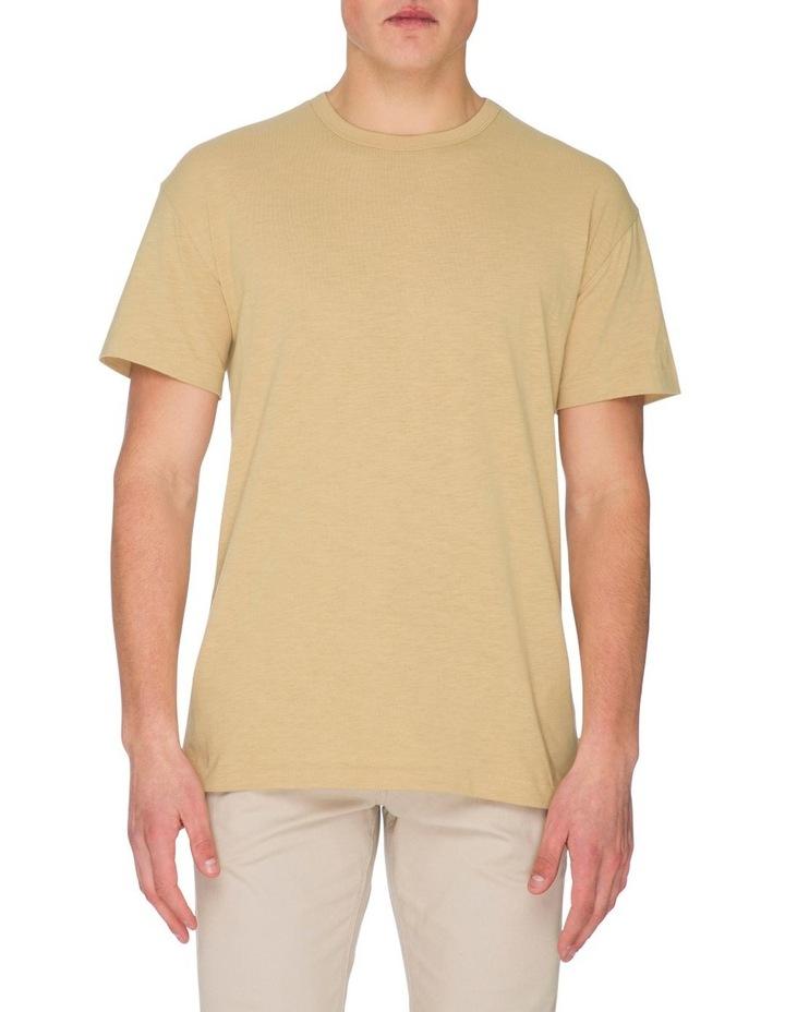 Organic Oversized Short Sleeve Tee image 1