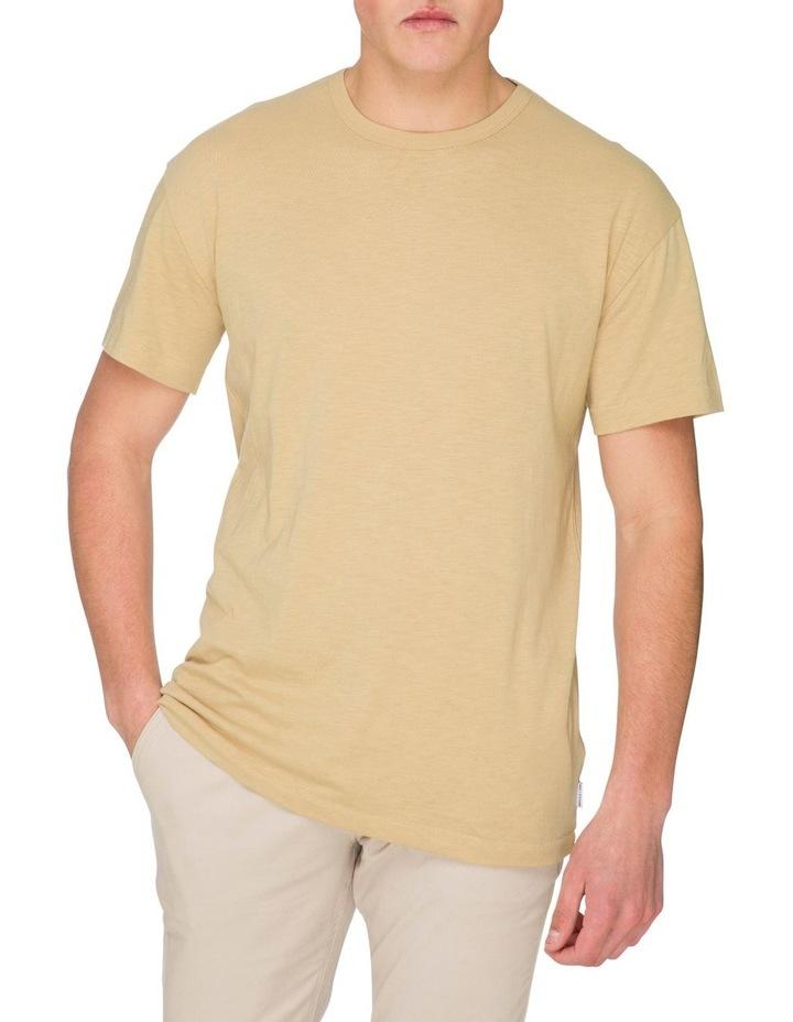 Organic Oversized Short Sleeve Tee image 4