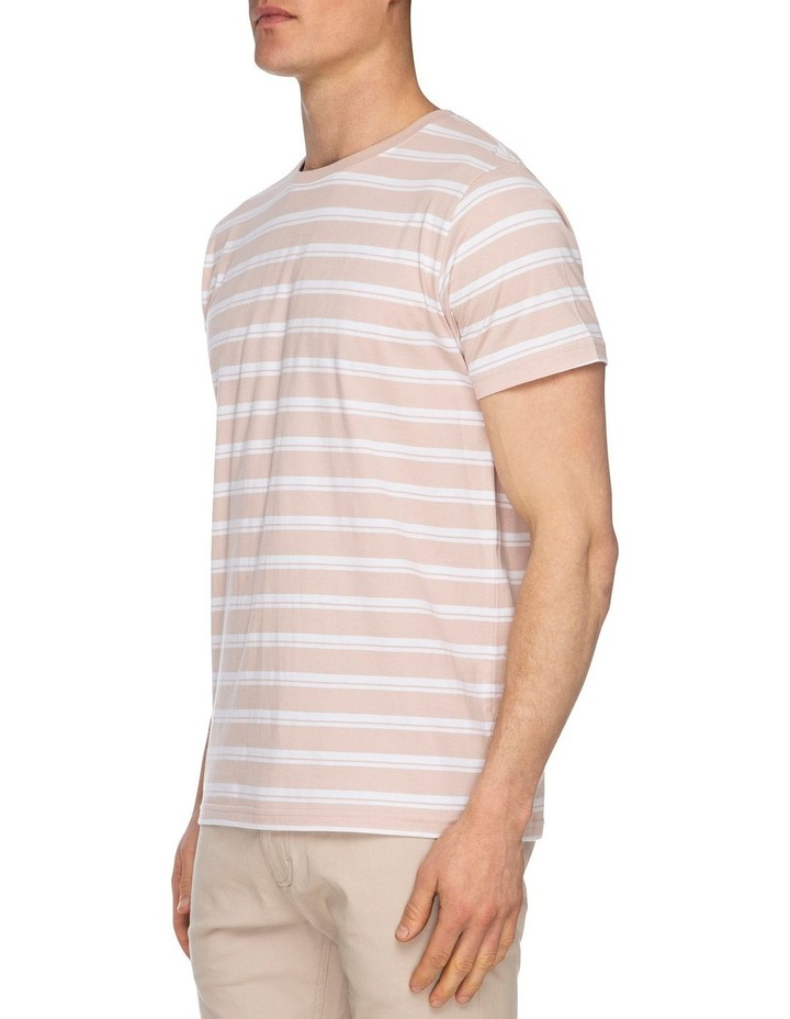 Cayo Stripe Short Sleeve Tee image 2