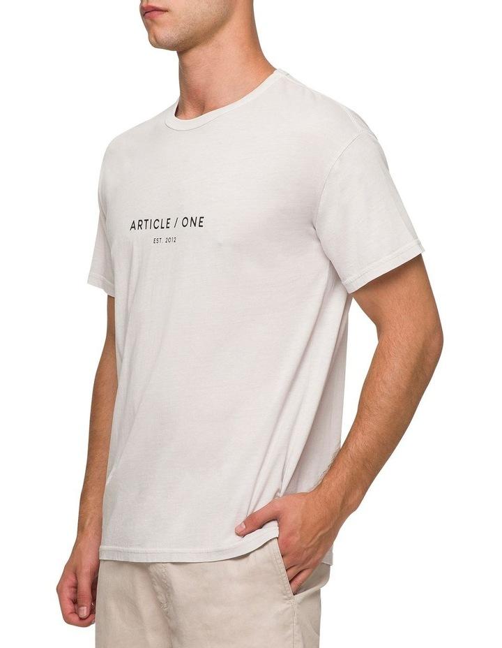 Classic Logo Loose Short Sleeve Tee image 2