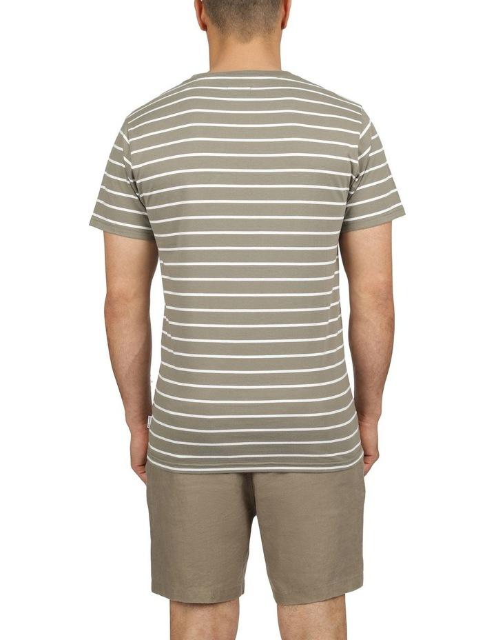 Casper Stripe Short Sleeve Tee image 3