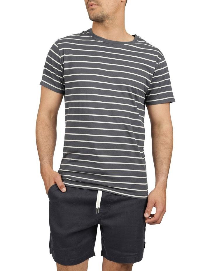 Casper Stripe Short Sleeve Tee image 4