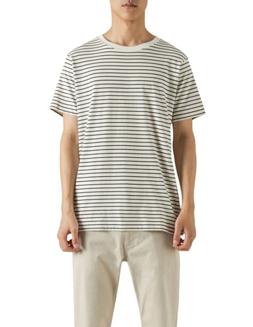 White Stripe colour