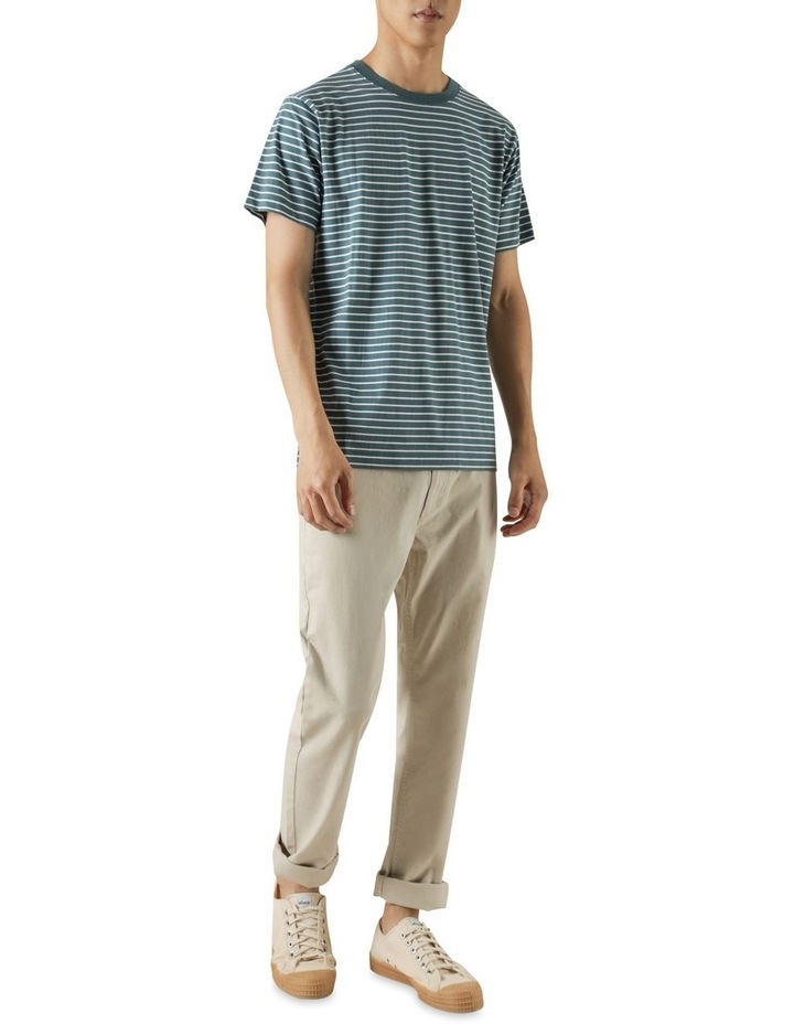Avery Stripe Short Sleeve Tee image 2