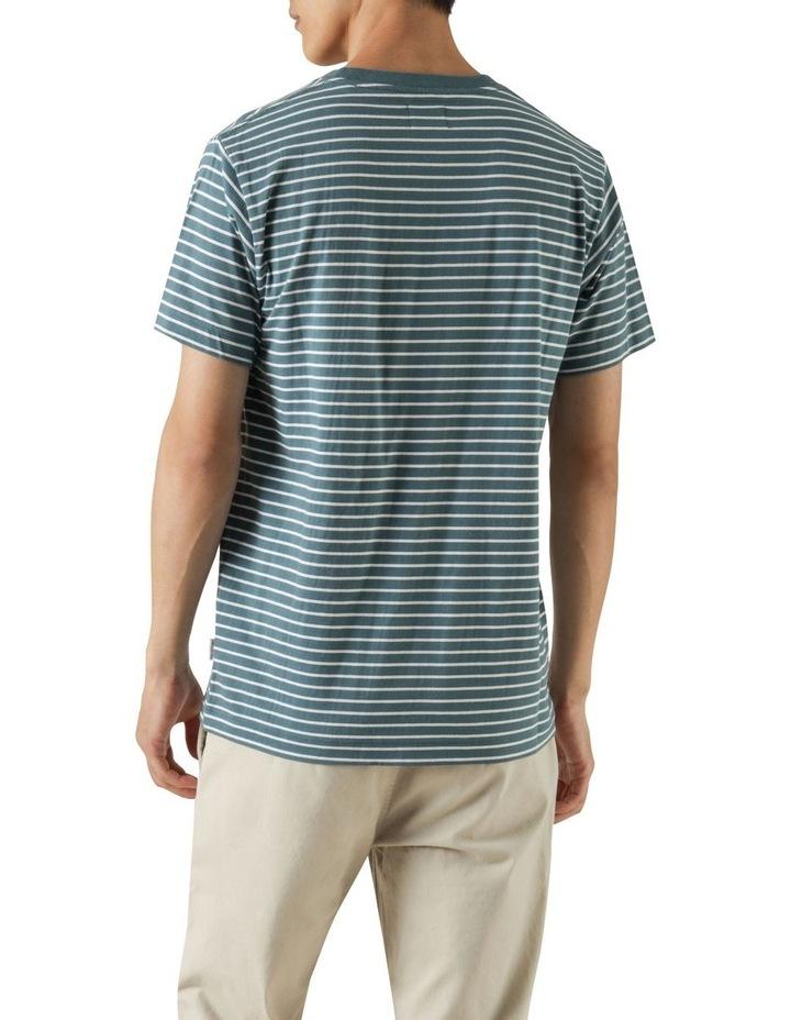 Avery Stripe Short Sleeve Tee image 4
