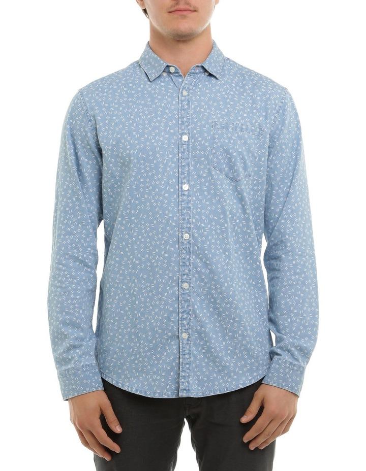 Micro Chambray Shirt image 1