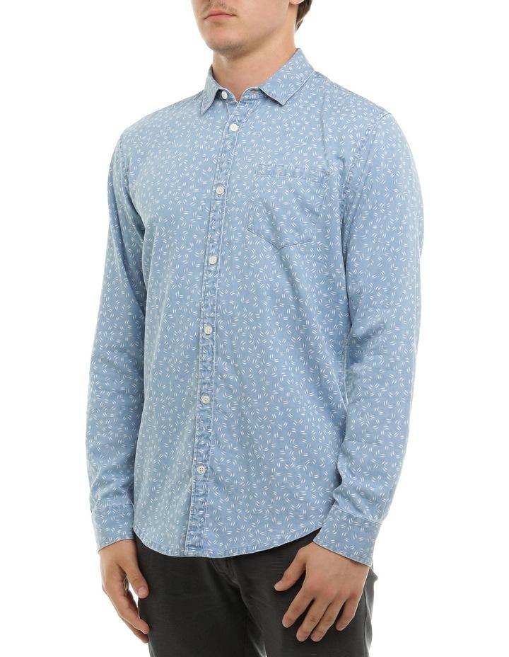 Micro Chambray Shirt image 3