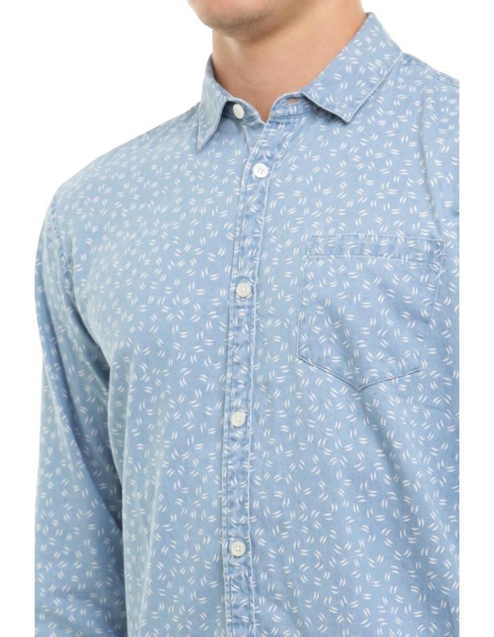 Micro Chambray Shirt image 4